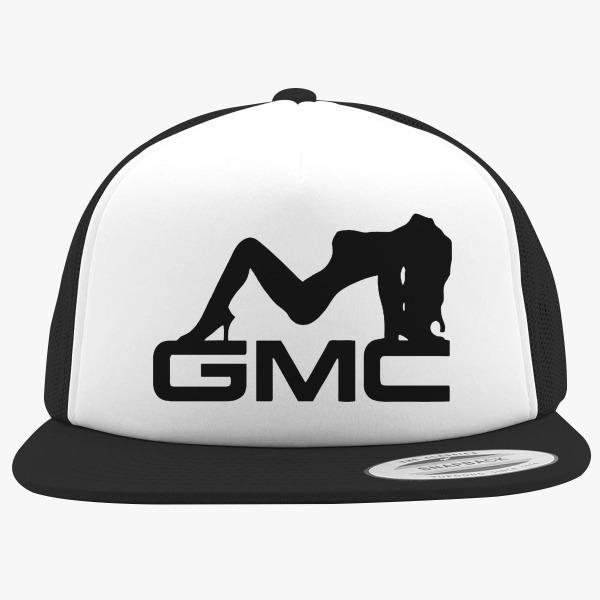 Foam Trucker Hats for Men: GMC