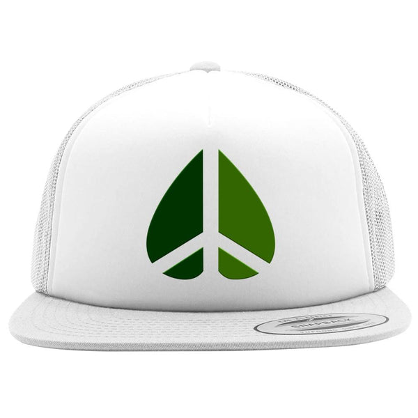 Green Foam Trucker Hats: Greenpeace