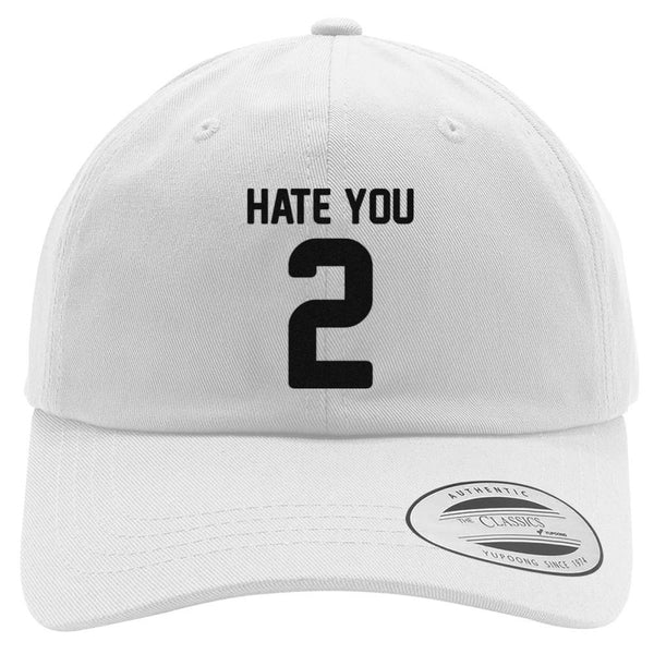Trendy Hats for Strong Girls: Hate You 2