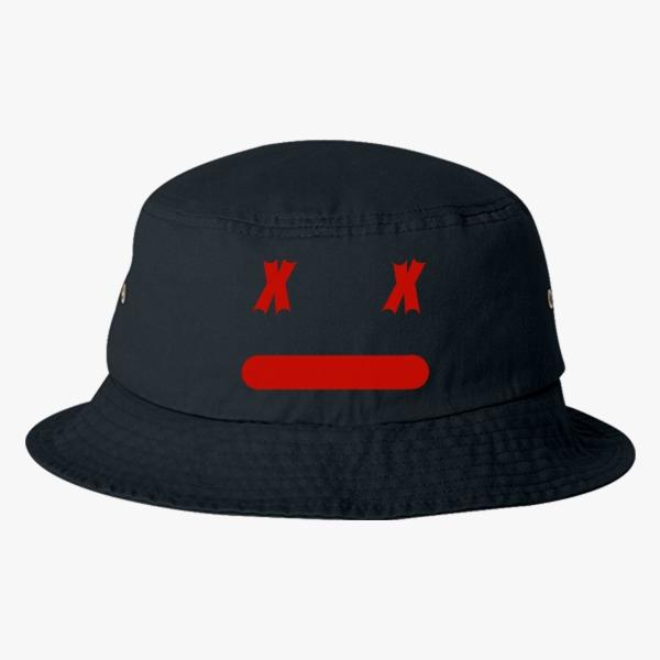 Custom Bucket Hat Designs for Kids: Japan Face