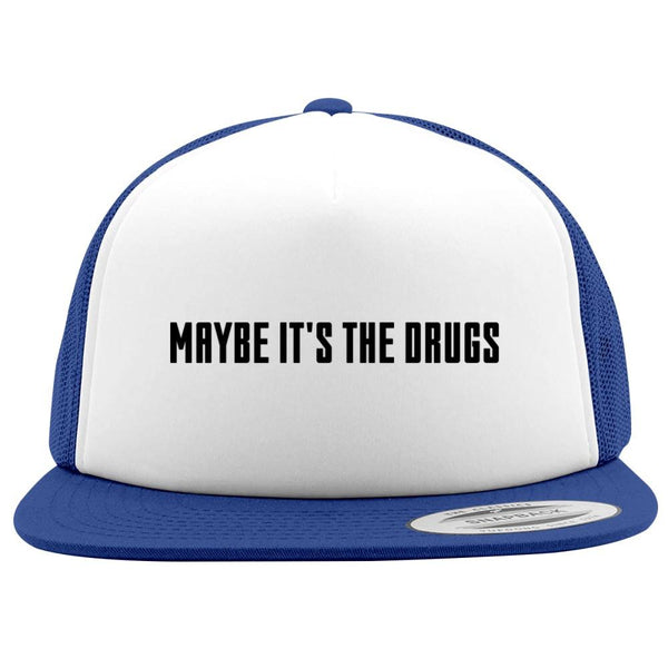 Trendy Hats for Men: Maybe It's the Drugs