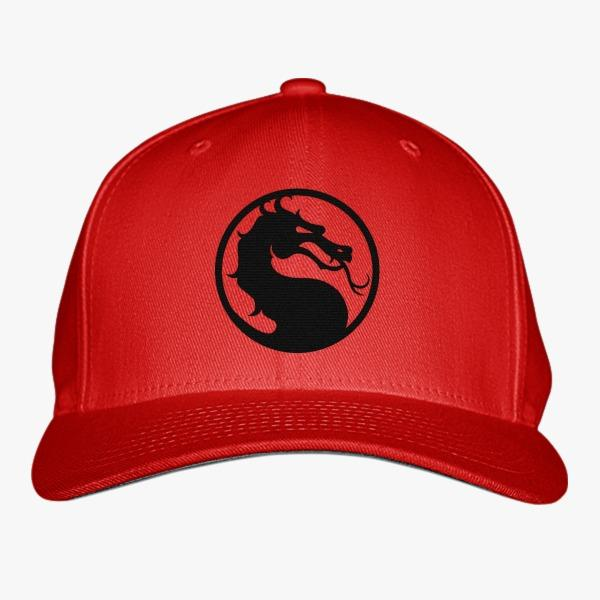 Gamers' Custom Baseball Hats: Mortal Kombat