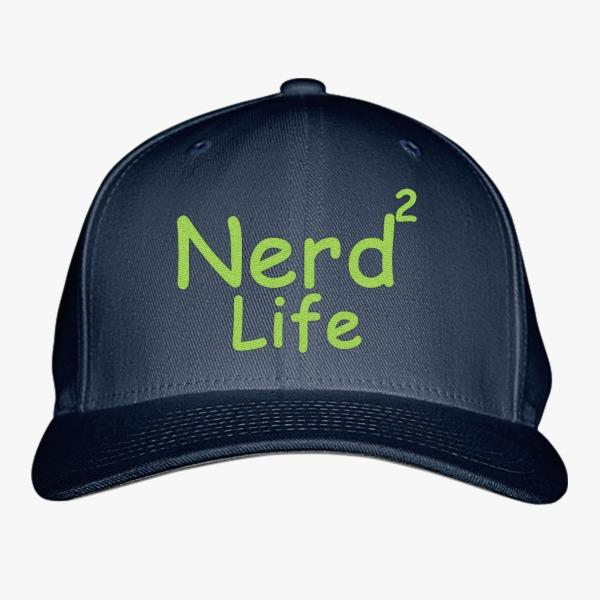 Gamers' Custom Baseball Hats: Nerd to Life