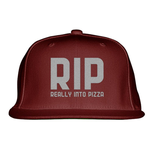 Trendy Hats for Men: RIP Really Into Pizza