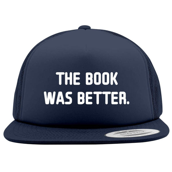 Unique Custom Trucker Hats: The Book Was Better