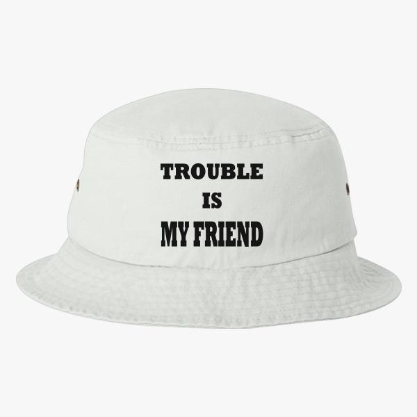 Ladies' Custom Bucket Hat Ideas: Trouble