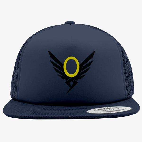 Viking Foam Trucker Hats: Valkyrie