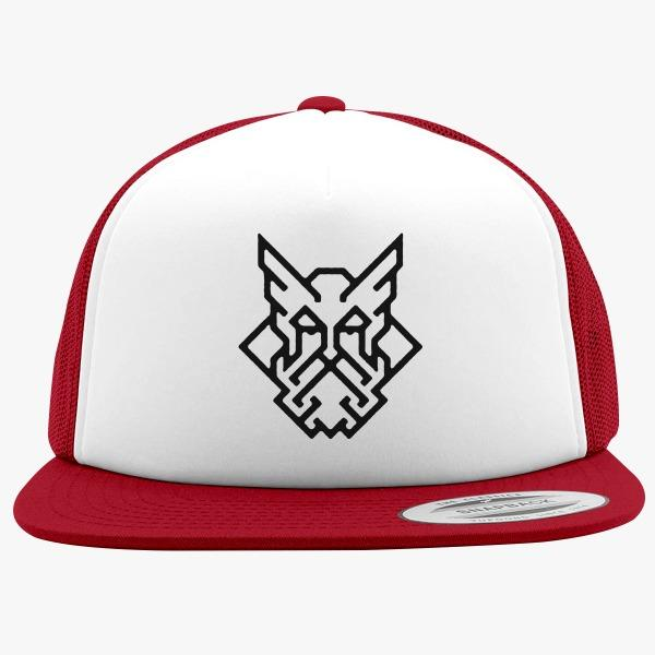Viking Foam Trucker Hats: Viking