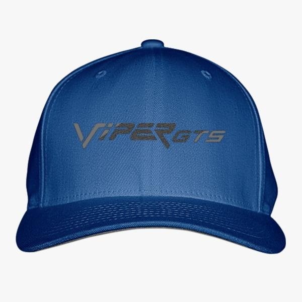 Custom Baseball Hats for Car Lovers: Viper GTS