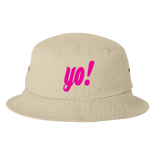 Trendy Hats for Strong Girls: Yo