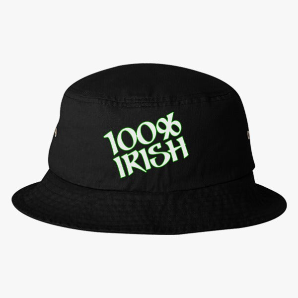 100% Irish Bucket Hat