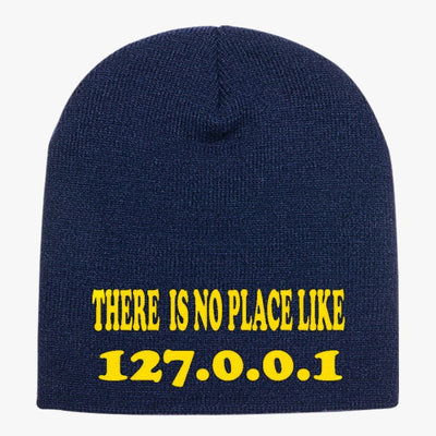 127.0.0.1 Clothing Knit Beanie