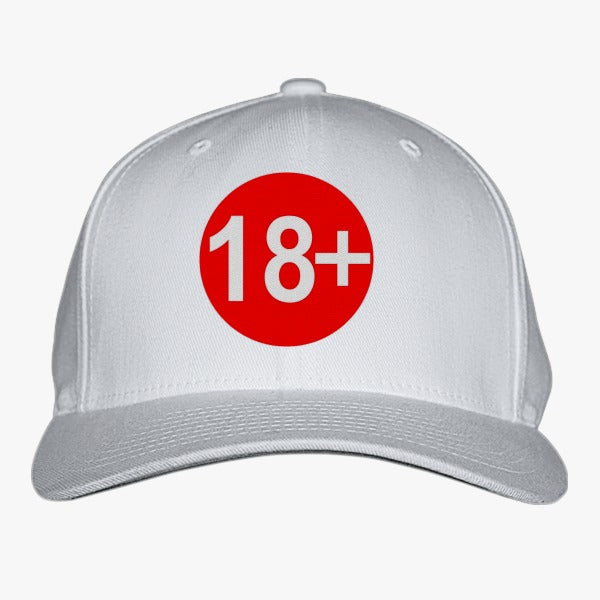 18  Embroidered Baseball Cap