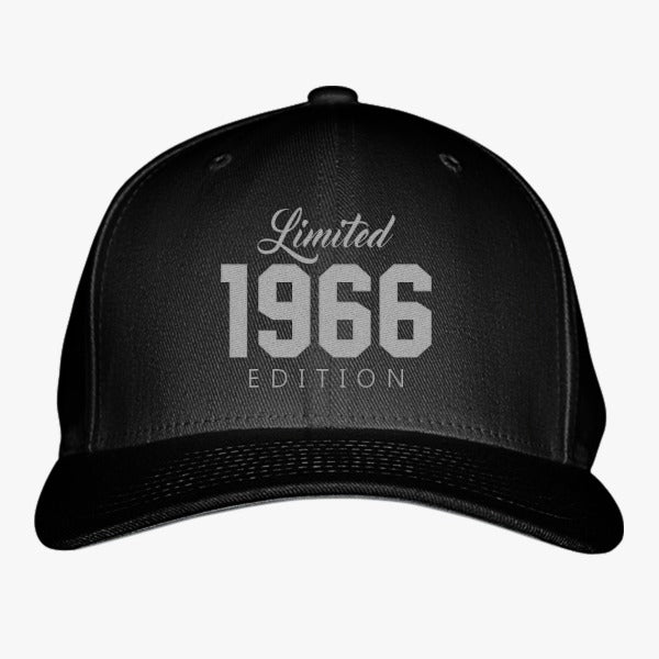 1966 Limited Edition Birthday Embroidered Baseball Cap