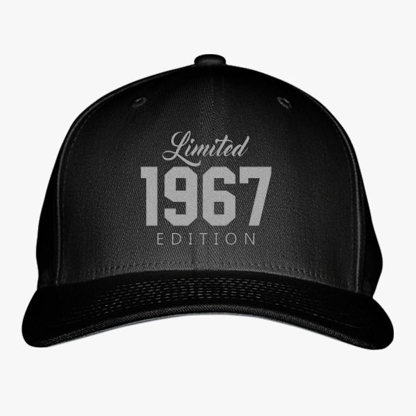 1967 Limited Edition Birthday Embroidered Baseball Cap