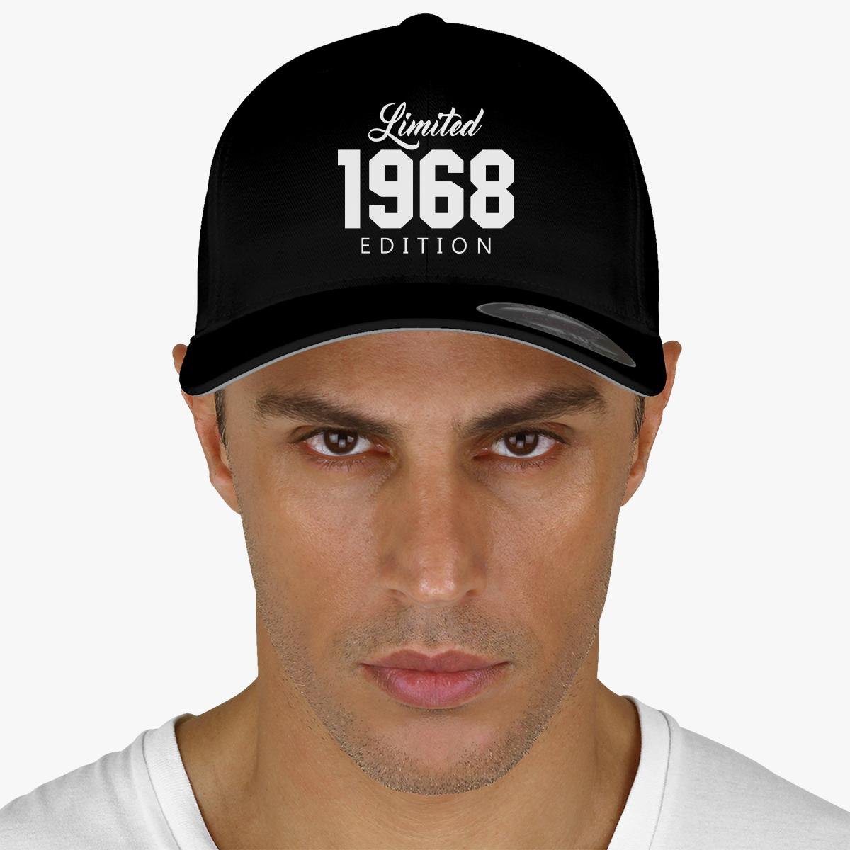 1968 Limited Edition Birthday Embroidered Baseball Cap