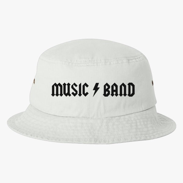 30 Rock - Music Band  Bucket Hat