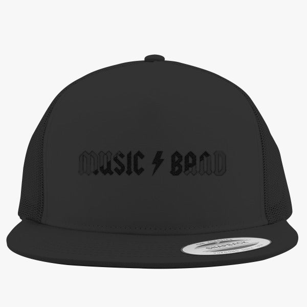 30 Rock - Music Band  Embroidered Trucker Hat