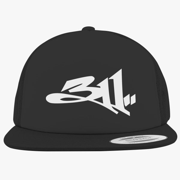 311 Foam Trucker Hat
