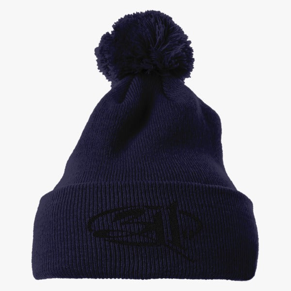 311 Embroidered Knit Pom Cap