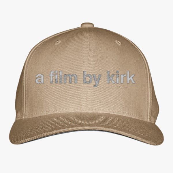 A Film By Kirk - Gilmore Girls Reboot  Embroidered Baseball Cap