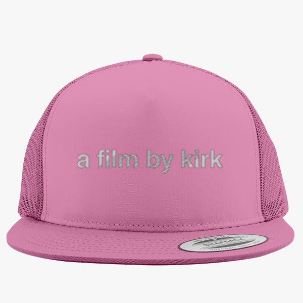 A Film By Kirk - Gilmore Girls Reboot  Embroidered Trucker Hat