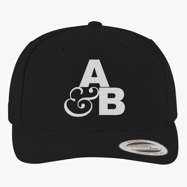 Above And Beyond Brushed Embroidered Cotton Twill Hat