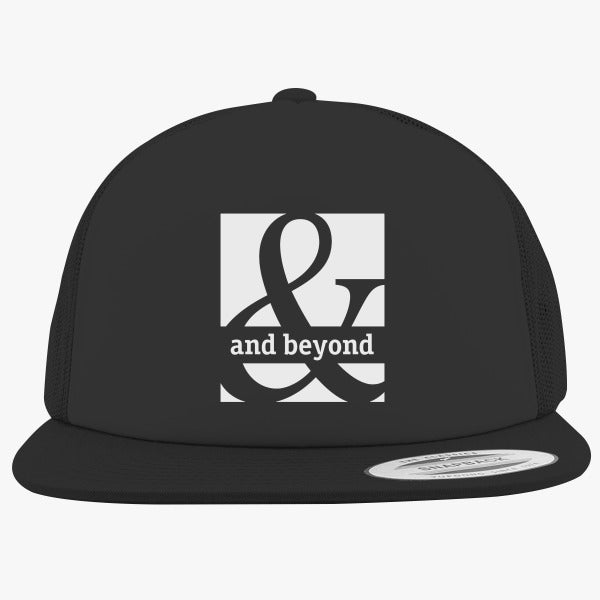 Above And Beyond Foam Trucker Hat