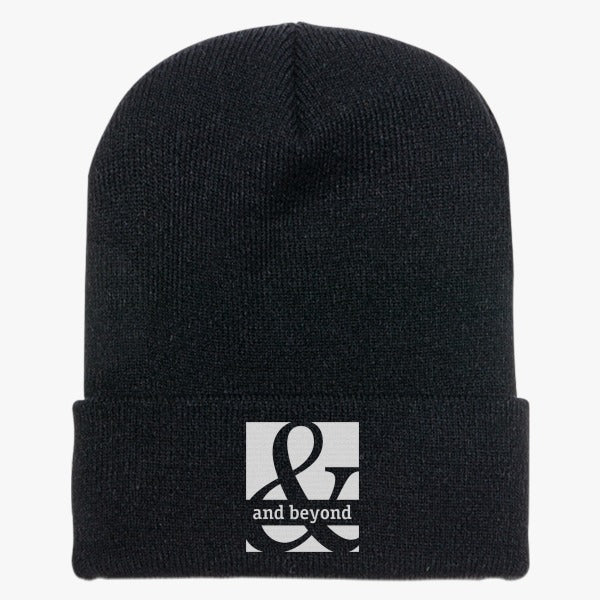 Above And Beyond Knit Cap
