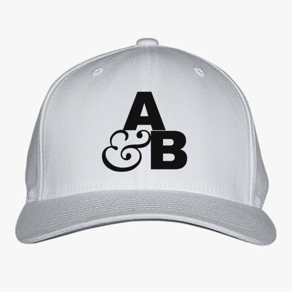 Above And Beyond Logo Embroidered Baseball Cap