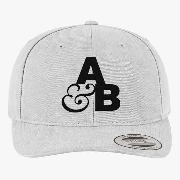 Above And Beyond Logo Brushed Embroidered Cotton Twill Hat