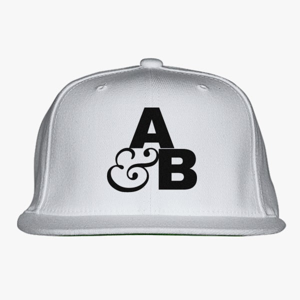 Above And Beyond Logo Embroidered Snapback Hat