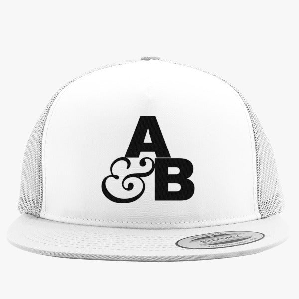 Above And Beyond Logo Embroidered Trucker Hat
