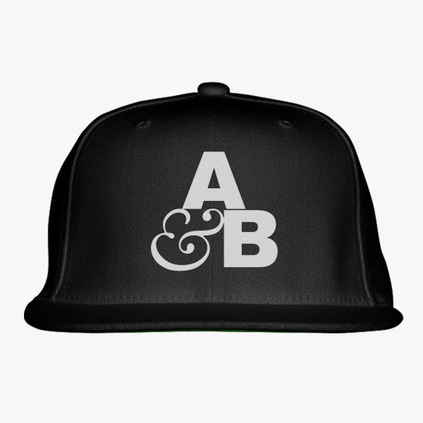 Above And Beyond Embroidered Snapback Hat