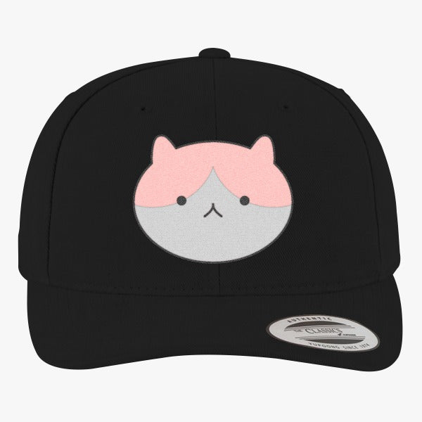 Adventure Time Princess Bubblegum Timmy The Cat Brushed Embroidered Cotton Twill Hat