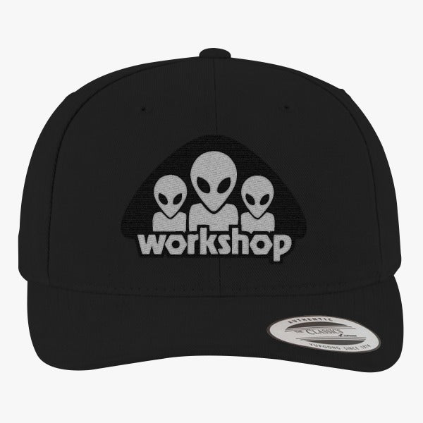 Alien Workshop Brushed Embroidered Cotton Twill Hat