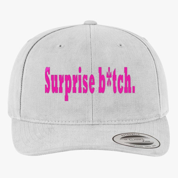 American Horror Story Brushed Embroidered Cotton Twill Hat