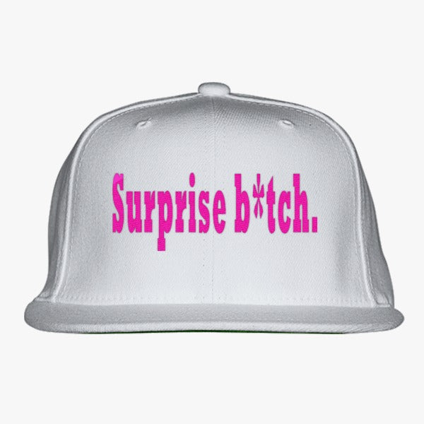 American Horror Story Embroidered Snapback Hat