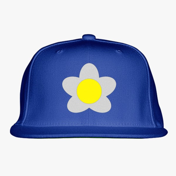 Animal Crossing Girl Villager Cosplay Embroidered Snapback Hat