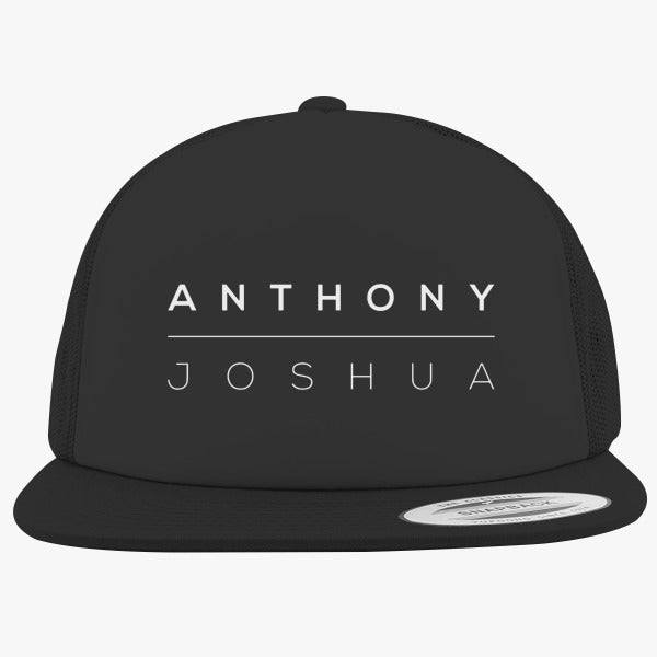 Anthony Joshua Logo Foam Trucker Hat