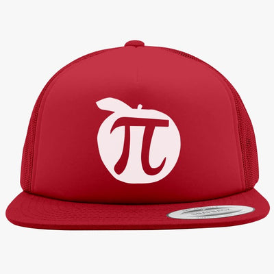 Apple Pi Mathematics  Foam Trucker Hat