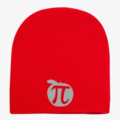 Apple Pi Mathematics  Knit Beanie