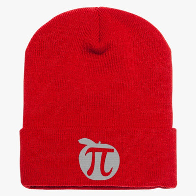 Apple Pi Mathematics  Knit Cap
