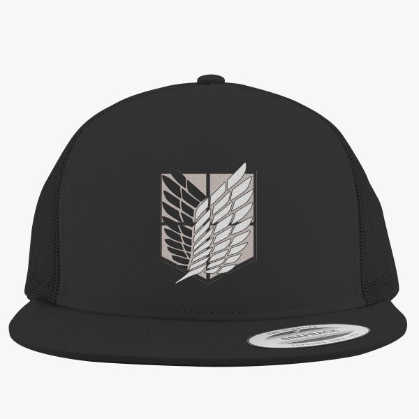 Astralis Logo Embroidered Trucker Hat