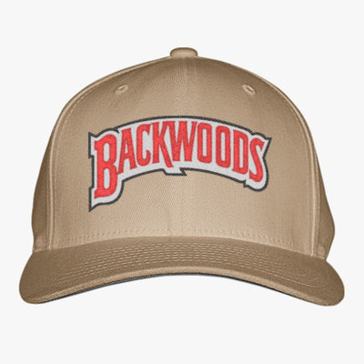 Backwoods Embroidered Baseball Cap