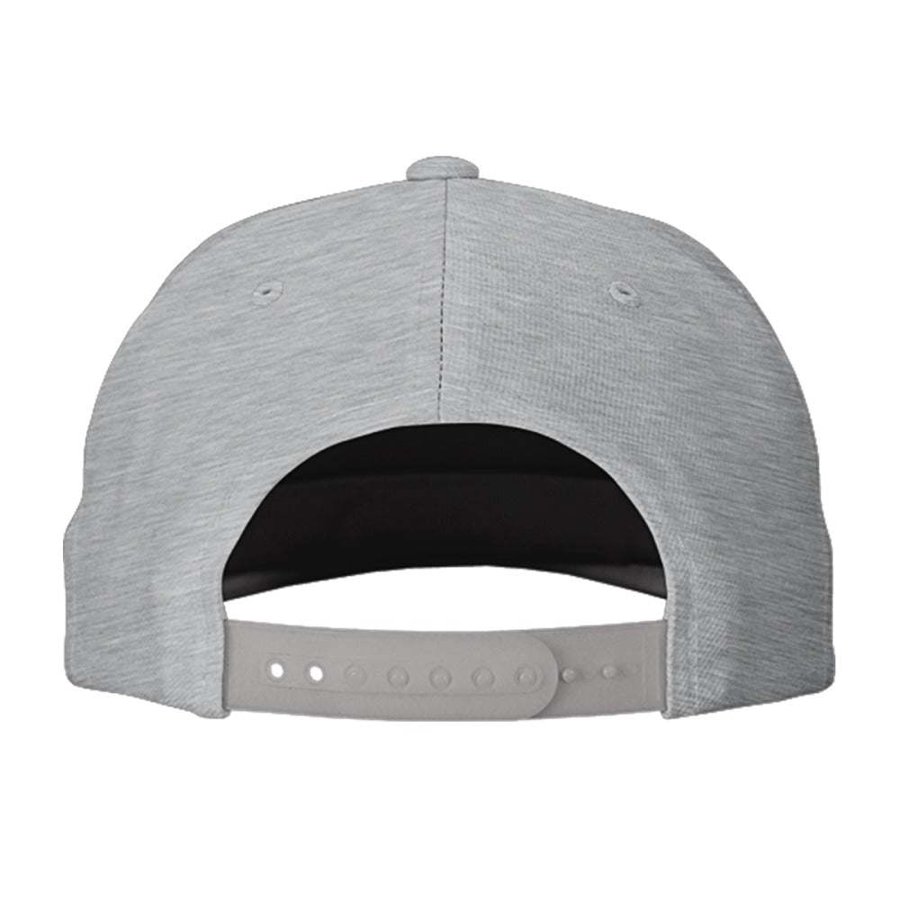Bad Puns Are How Eye Roll Embroidered Snapback Hat