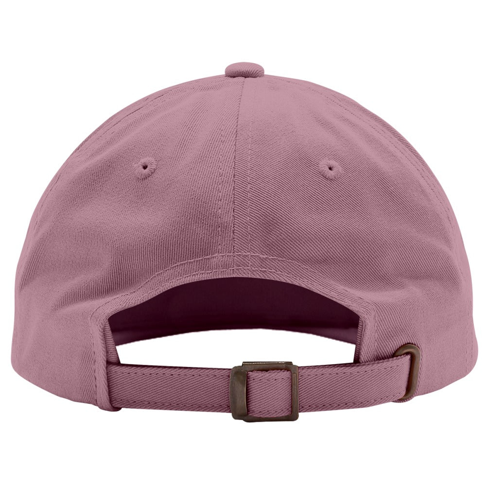 Baseball Mom Embroidered Cotton Twill Hat