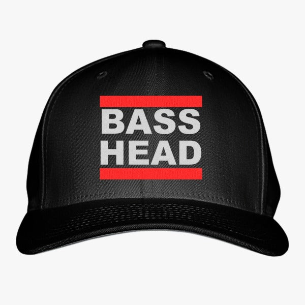 Bassnectar Bass Head Embroidered Baseball Cap