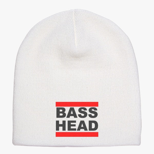 Bassnectar Bass Head Knit Beanie