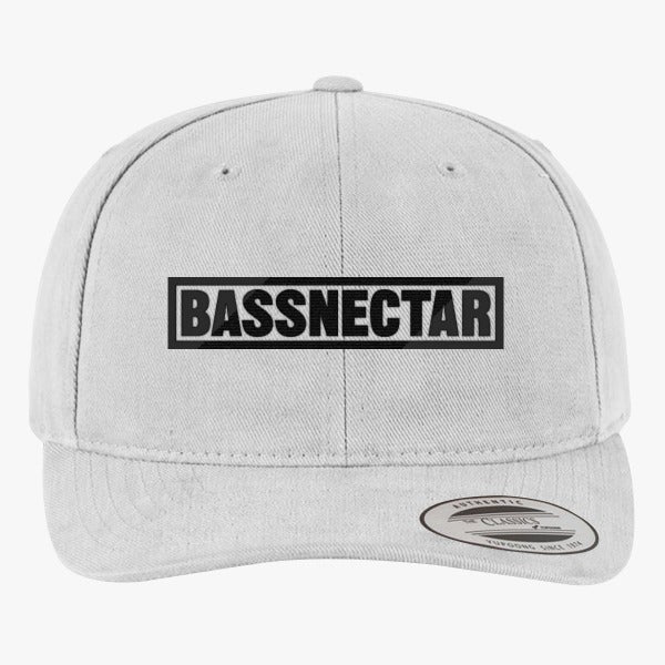 Bassnectar Brushed Embroidered Cotton Twill Hat
